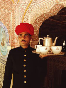 Chai fit for a Raja