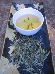Silver Needle - the queen of all teas