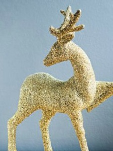 Don't loose your sparkle, my deer!