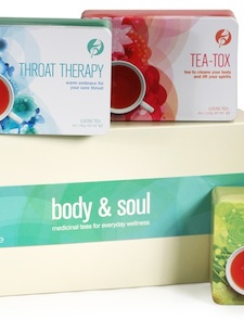 Body & Soul wellness teas!