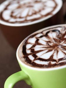 Lovely lattes