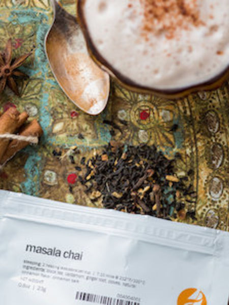 spicy Masala Chai is a great choice for you autumn menu