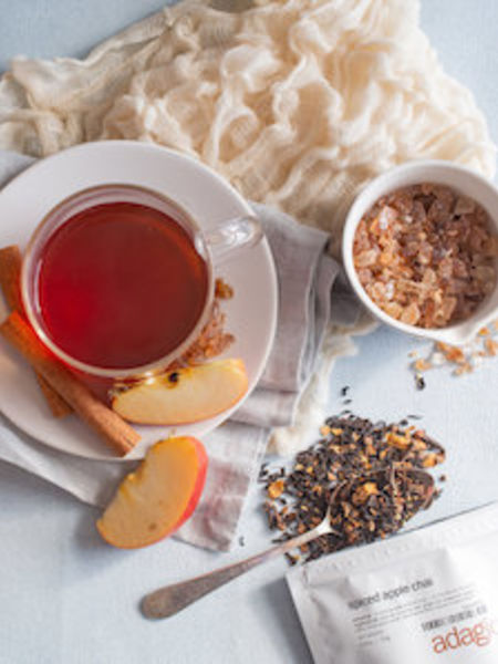 Spiced Apple Chai - so warm and cozy