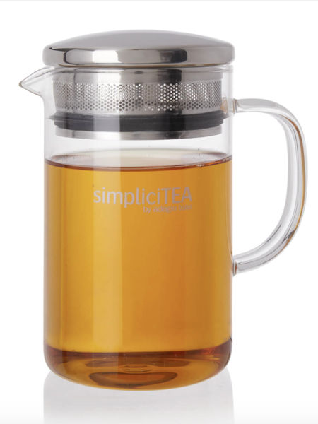 Simple yet lovely: SimpliciTEA Teapot